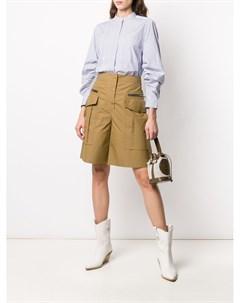 шорты с карманами 3.1 phillip lim