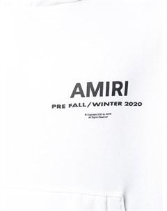 Худи с логотипом Amiri