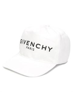 бейсболка с логотипом Givenchy