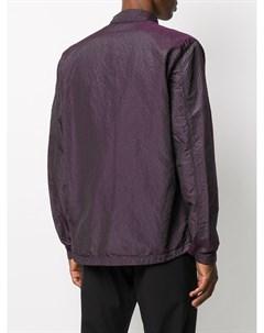 Куртка рубашка из сирсакера Stone island