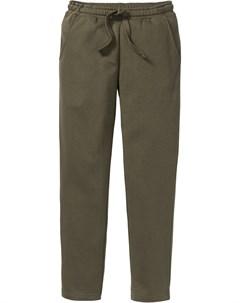 Трикотажные брюки стандартного покроя Bonprix