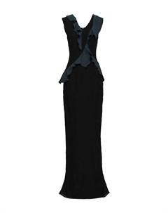 Длинное платье Chalayan