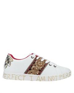 Кеды и кроссовки Desigual
