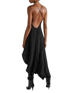 Короткое платье Amiri