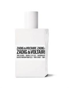 Парфюмерная вода Zadig&voltaire