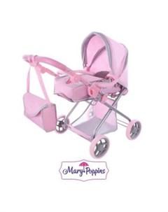 Коляска трансформер Корона для куклы Mary poppins