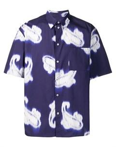рубашка с принтом пейсли Msgm