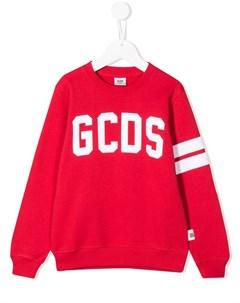 свитер с логотипом Gcds kids