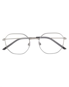 очки в круглой оправе Dolce & gabbana eyewear