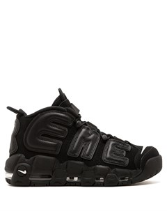 Хайтопы Supreme x Air More Uptempo Nike