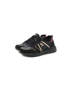 Комбинированные кроссовки Layla Premiata