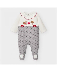 Newborn Пижама для девочки 2755 Mayoral