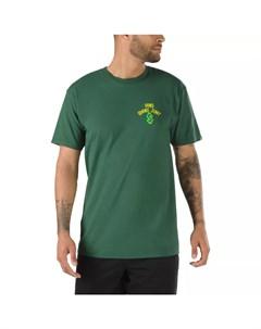 Футболка Vans X Shake Junt Menu Pine Needle 2021