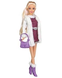 Кукла Ася Стиль большого города 2 28см Toyslab