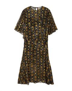 Платье миди Preen by thornton bregazzi