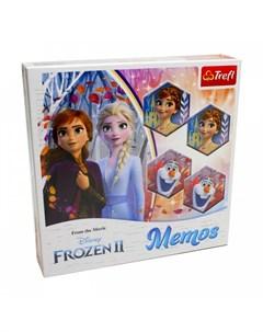 Настольная игра Мемос Холодное сердце 2 Trefl