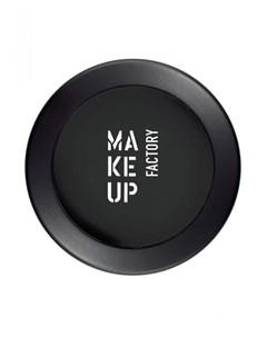 Тени для век Черный кофе Make up factory
