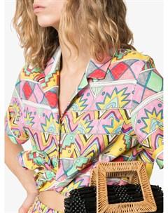 Рубашка с принтом Mira mikati