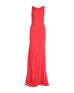Длинное платье Gareth pugh