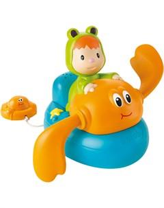 Игрушка для ванны Музыкальный краб Smoby