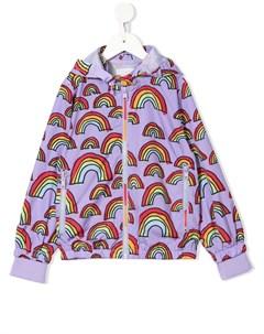 Дождевик Scribble Rainbow Stella mccartney kids