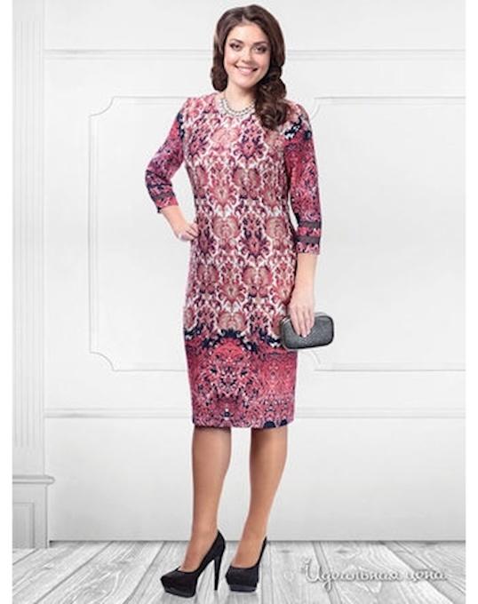 Платье цвет розовый Camelia - 0