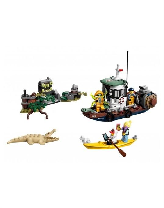 Конструктор Hidden Side 70419 Старый рыбацкий корабль Lego - 0