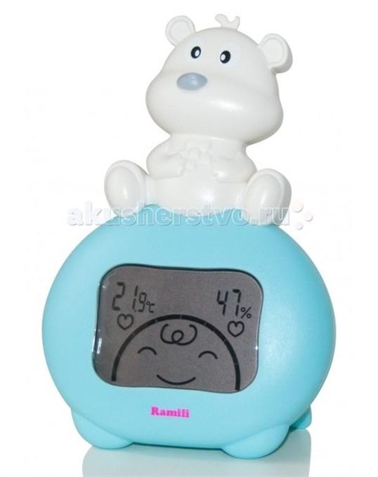 Термометр гигрометр для детской комнаты ET1003 Ramili - 0