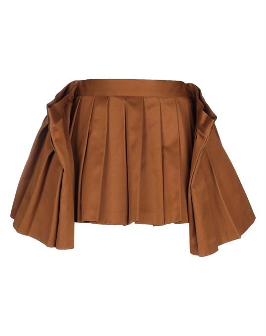 Мини юбка Mikio sakabe - 0